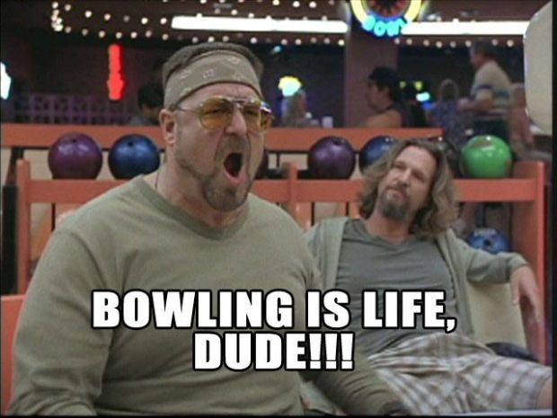 Bowling is life